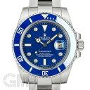 ロレックス サブマリーナ デイト 116619GLB ROLEX 中古メンズ 腕時計 送料無料