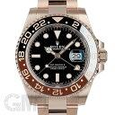 【未使用品/保護シールなし】ロレックス GMTマスターII 126715CHNR ブラック/ブラウン ROLEX 【未使用品】【メンズ】 【腕時計】 【送料無料】 【あす楽_年中無休】