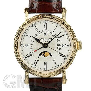 パテック・フィリップ グランドコンプリケーション 永久カレンダー レトログラード 5160J-001 PATEK PHILIPPE 中古メンズ 腕時計 送料無料