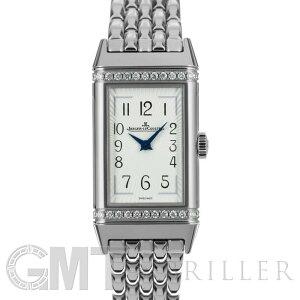 ジャガールクルト レベルソ ワン シルバー ベゼルダイヤ Q3288120 JAEGER LECOULTRE 中古レディース 腕時計 送料無料 年中無休