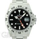 【未使用品/保護シール無し】ロレックス エクスプローラーII 226570 ブラック【2021年新作】 ROLEX 未使用品メンズ 腕時計 送料無料