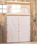 カーテン間仕切り目隠し日遮光アラビアンタペストリーモロッカンアジアンエスニックアウトドア