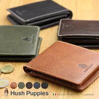 HushPuppies(ハッシュパピー)二つ折り財布