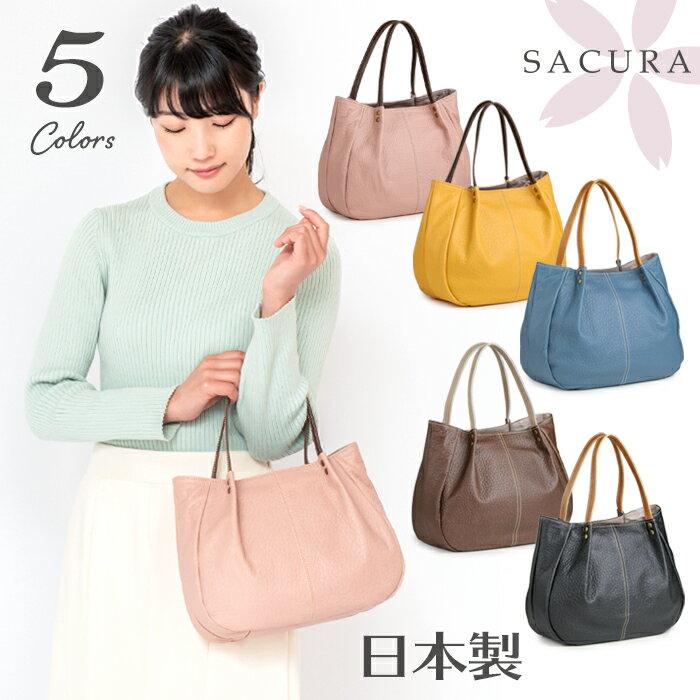 レディースバッグ, ハンドバッグ  SACURA bag bag ladies totebag