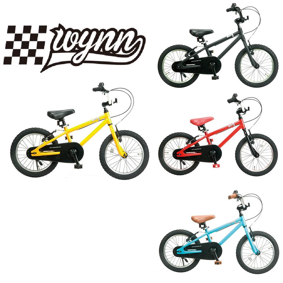 自転車・サイクリング, キッズ・ジュニア用自転車 Wynn16 16 RAINBOW PRODUCTS 16inc 110cm 5-7