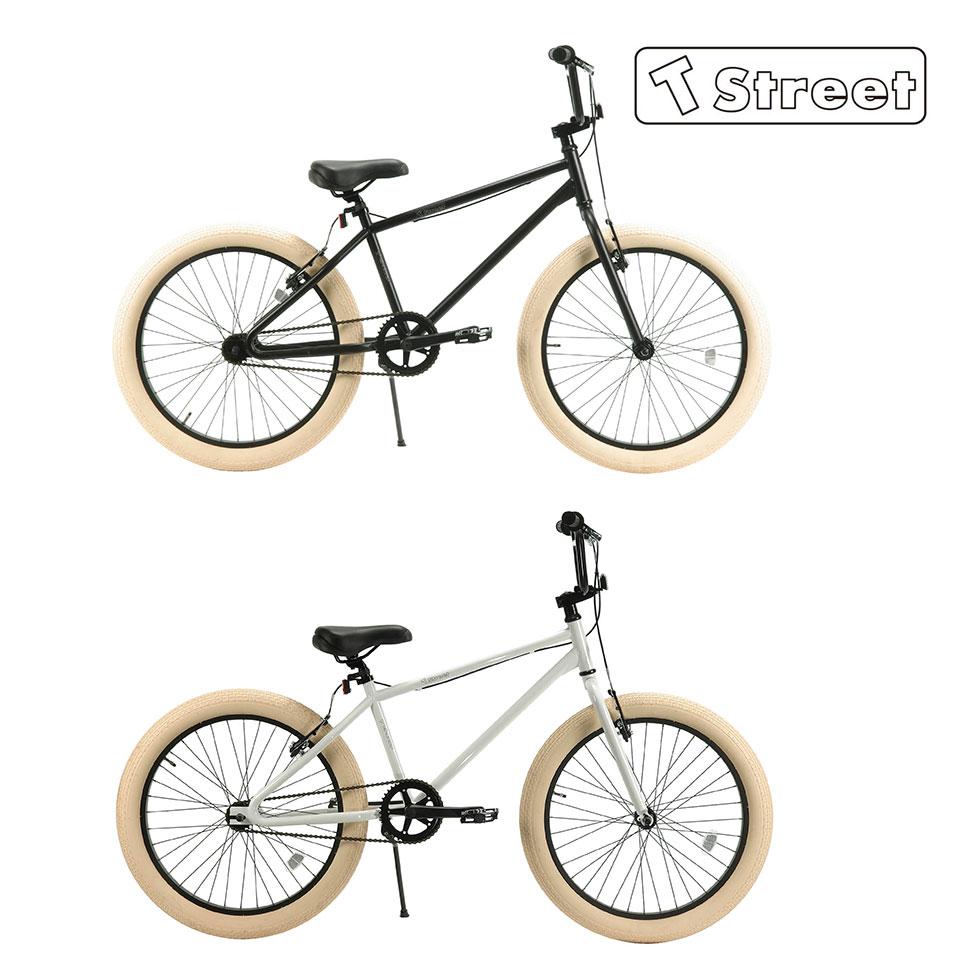 自転車・サイクリング, BMX T-Street 24 x 3.0 BMX