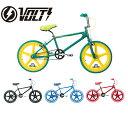 Volt! 20inch ボルト BMX 自転車 グリーン / レッド / ブルー / ブラック
