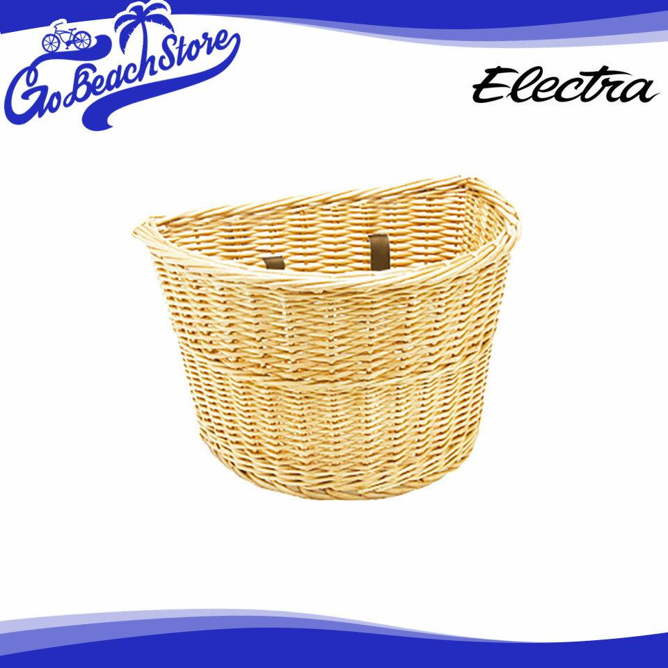 自転車用アクセサリー, かご・バスケット ELECTRA CRUISER WICKER BASKET