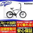 【〜5/25(木)1:59まで期間限定店内全品ポイント5倍】RAINBOW BEACHCRUISER/レインボービーチクルーザー PCH101 20CUSTOM MODELS カスタム HIGH RISER 自転車 20インチ / DARTH VADER Jr. / MARSHALL Jr.