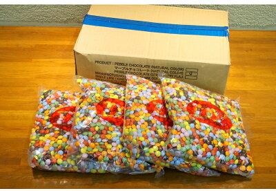 マーブルチョコ8kg【送料無料】業務用スイーツ、手作りお菓子のトッピングにカラフルチョコ。クラブやスナック、バーなどのチャーム、おつまみ用の駄菓子や、モザイクアートにも使えます。大量まとめ買い対応