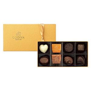 ゴディバ(GODIVA)チョコレート ギフトコレクションゴディバ(GODIVA)ゴールドコレクション8粒