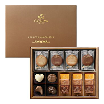 ゴディバ (GODIVA) クッキー&チョコアソート8枚+13粒