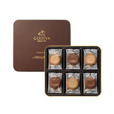 ギフト お返し お祝い チョコレート スイーツ ゴディバ (GODIVA) クッキーアソート 18枚入
