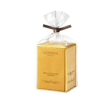 ゴディバ (GODIVA) ミルクチョコレートクッキー 5枚