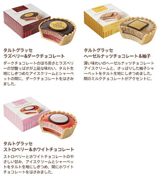 【送料込】ゴディバ (GODIVA)アイスギフト カップアイス&タルト 8個