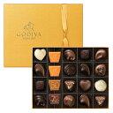 父の日 ギフト お返し チョコレート ゴディバ (GODIVA) ゴールド コレクション 20粒入