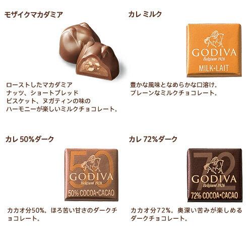 ゴディバ (GODIVA) ゴールド コレクション 20粒