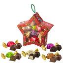 ギフト お返し お祝い チョコレート スイーツ ゴディバ(GODIVA)ゴディバ グリッター クリスマス G キューブ スターボックス(9粒入)