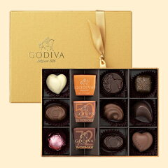 ゴディバ(GODIVA) チョコレート ギフトコレクションゴディバ ゴールドコレクション(12粒入)