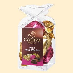 ゴディバ (GODIVA) ラッピング ミルクアソート 3粒