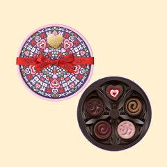 ゴディバ(GODIVA)【期間・数量限定】2015年バレンタインコレクションゴディバ (GODIVA) フォンダンショコラ セレクト