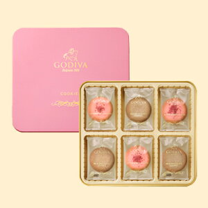 ゴディバ(GODIVA)クッキーコレクションゴディバ (GODIVA) ストロベリークッキーアソート18枚