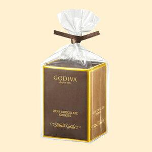 ゴディバ ダークチョコレートクッキー