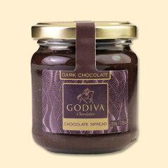 ゴディバ(GODIVA) ホームエンターティメントゴディバ ダークチョコレート スプレッド200g