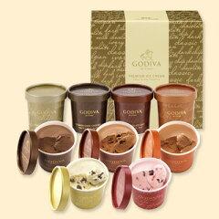 ゴディバ(GODIVA)【送料込】アイスクリームアイスクリーム ギフトセット 9個入