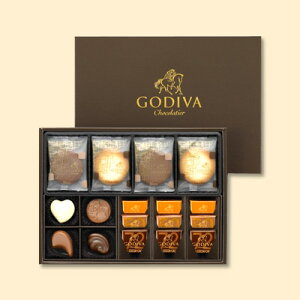 ゴディバ(GODIVA)チョコレート ギフトコレクションゴディバ クッキー&チョコレート アソ...