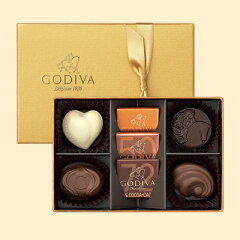 ゴディバ(GODIVA)チョコレート ギフトコレクションゴディバ(GODIVA)ゴールドコレクション7粒