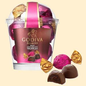 ゴディバ(GODIVA)ラッピングチョコレートゴディバ(GODIVA)ラッピング トリュフ ミルク5粒
