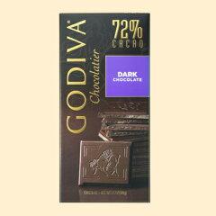 ゴディバ(GODIVA)タブレット 72%ダーク