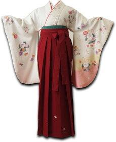 【往復送料無料】卒業式レンタル袴フルセット-1058