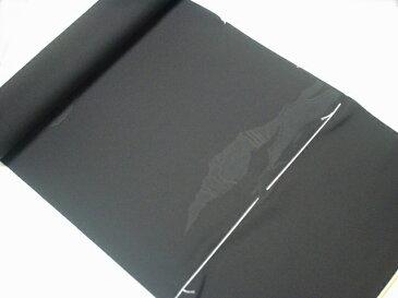 国内手縫い仕立・裏を同時に御注文下さい!1ッ紋付黒羽織が105円!