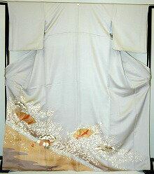【レンタル】【貸衣裳】 it401 色留袖 【貸衣装】 送料無料【smtb-k】