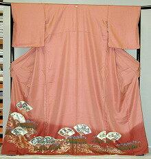 Campaign of the it412 rental colored formal kimono autumn