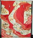 【レンタル】振袖レンタル【赤・ピンク・赤紫系】【RF922】標準/L寸/7号/9号/11号/13号/秋のキャンペーン
