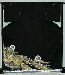 【往復送料無料】全部入りセット(着物/長襦袢/半襟/腰紐/袋帯/帯〆/帯揚げ/バッグ/草履/足袋)和...