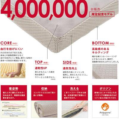 400万台達成記念モデル【三つ折り】