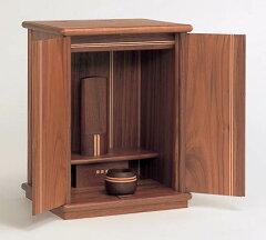 グッドデザイン賞受賞お仏壇です。高級素材を使い、細部までこだわりがある一品です。コンパク...