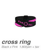 スポーツ アクセサリー バンデル Black×Pink