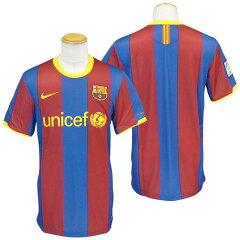 バルセロナ 10-11 ホーム ユニフォーム