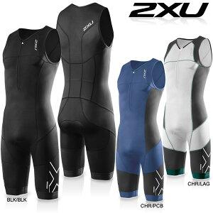 2XU メンズ Elite Compression Trisuit(エリート コンプレッション トライスーツ) トライアスロン用スーツ