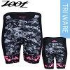 【メーカー在庫商品】Zoot(ズート)レディーストライアスロン6インチ丈ショーツ(トライアスロン用パンツ)【返品交換不可】