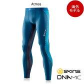 【海外在庫商品】SKINS(スキンズ) DNAmic コンプレッション ロングタイツ|17モデルの大胆な柄のロングタイツ【海外モデル】 【返品交換不可】