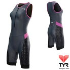 TYR(ティア)レディースコンペティターTRIスーツ(トライアスロン用スーツ)TYRで一番人気のCOMPETITORシリーズ