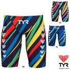 TYR(ティア)SWIMWEARロングボクサーレース用ウェアに近い感覚の練習用シリーズ