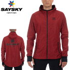 【メーカー在庫商品】SAYSKY(セイスカイ)UNIVERSEJACKETユニバースジャケット(ランニングジャケット)【返品交換不可】