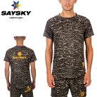SAYSKY(セイスカイ)CLASSICSSTEEクラシックTシャツ(ランニングシャツ)【返品交換不可】